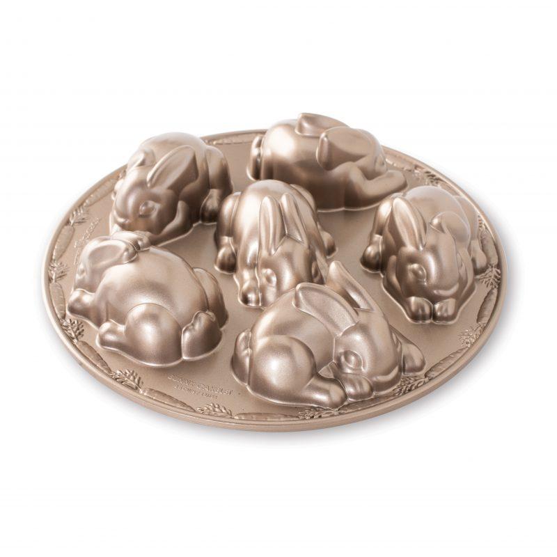 Baby Bunnt Cakelet Pan