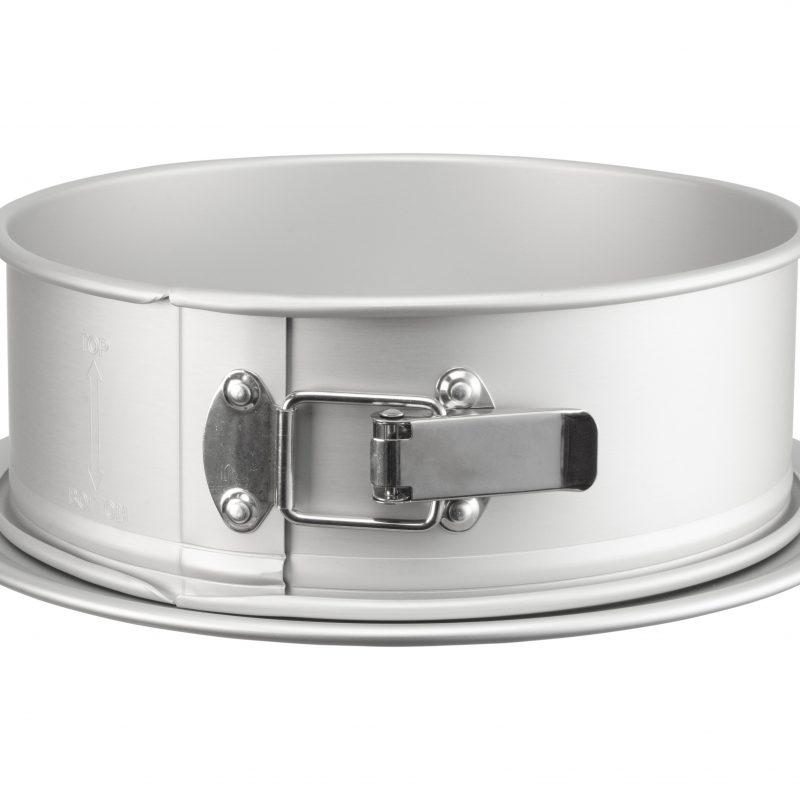Springform i anodiserad aluminium 25 cm