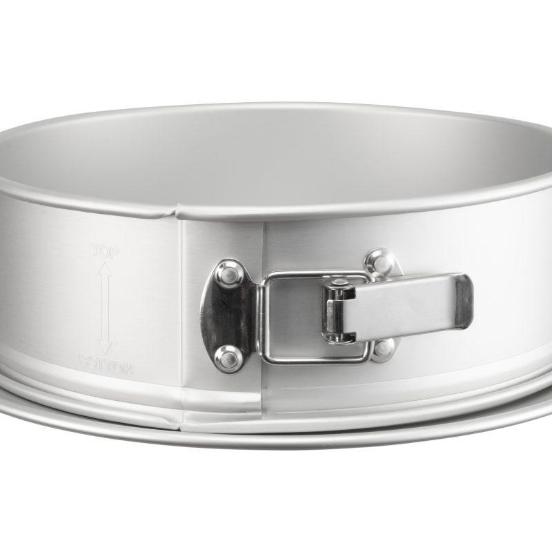 Springform i anodiserad aluminium 28 cm