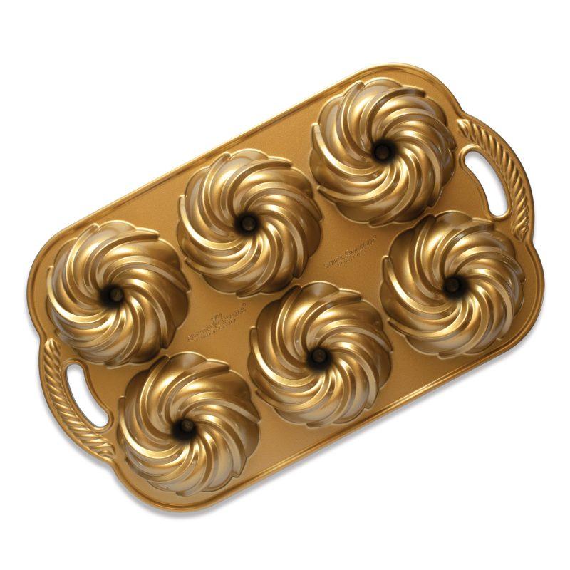 Swirl Bundtlette Pan