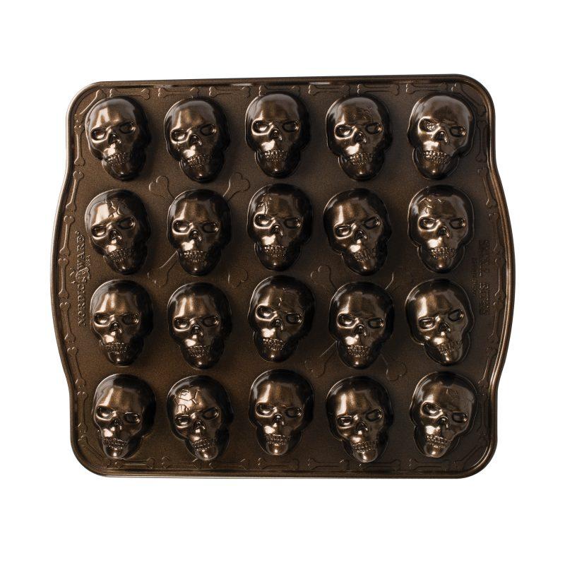 Skull Bites Pan