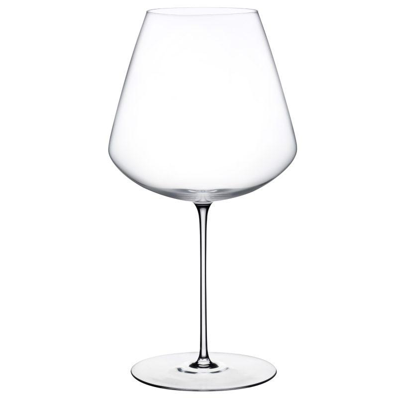 Stem Zero Elegant rödvinsglas