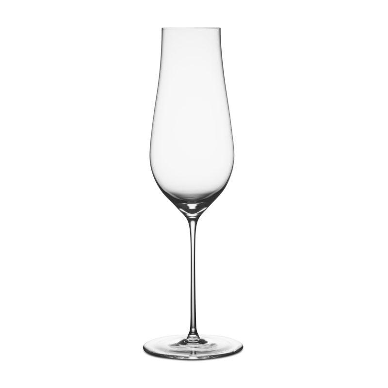 Ghost Zero Tulip Champagneglas